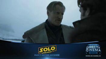 DIRECTV Cinema TV Spot, 'Solo: A Star Wars Story' - Thumbnail 4