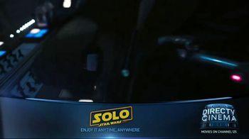 DIRECTV Cinema TV Spot, 'Solo: A Star Wars Story' - Thumbnail 5