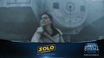 DIRECTV Cinema TV Spot, 'Solo: A Star Wars Story' - Thumbnail 6
