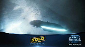 DIRECTV Cinema TV Spot, 'Solo: A Star Wars Story' - Thumbnail 7