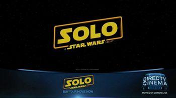 DIRECTV Cinema TV Spot, 'Solo: A Star Wars Story' - Thumbnail 8