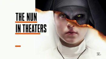 Fandango TV Spot, 'Syfy: Two-Word Preview: The Nun' - Thumbnail 4
