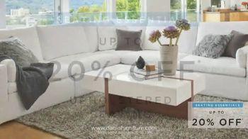 Dania Seating Essentials Sale TV Spot, 'Imagine the Possibilities'