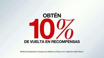 Macy's Star Rewards TV Spot, 'Gracias por Compartir: más beneficios' [Spanish] - Thumbnail 4