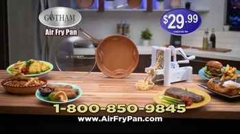 Gotham Steel Air Fry Pan TV Spot, 'A Better Way' - Thumbnail 9
