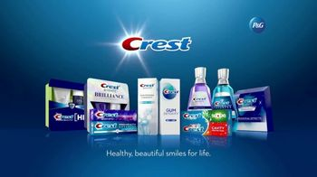 Crest 3D White Whitening Therapy TV Spot, 'Whitens and Protects' - Thumbnail 10