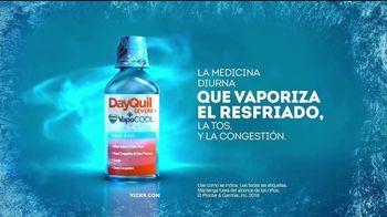 Vicks DayQuil Severe VapoCOOL  TV Spot, 'Coro de construcción' [Spanish] - Thumbnail 8