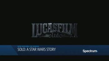 Spectrum On Demand TV Spot, 'Solo: A Star Wars Story & Jurassic World: Fallen Kingdom' - Thumbnail 1