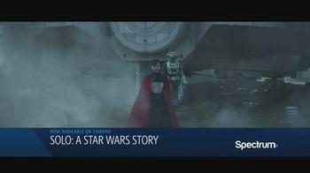 Spectrum On Demand TV Spot, 'Solo: A Star Wars Story & Jurassic World: Fallen Kingdom' - Thumbnail 2