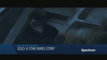 Spectrum On Demand TV Spot, 'Solo: A Star Wars Story & Jurassic World: Fallen Kingdom' - Thumbnail 3