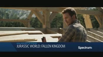 Spectrum On Demand TV Spot, \'Solo: A Star Wars Story & Jurassic World: Fallen Kingdom\'