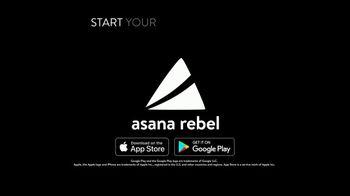 Asana Rebel TV Spot, 'Healthy Lifestyle' - Thumbnail 8