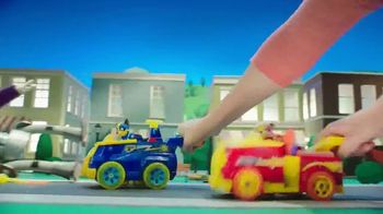 PAW Patrol Mighty Pups TV Spot, 'Flip & Fly Vehicles' - Thumbnail 7