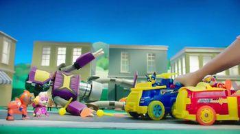 PAW Patrol Mighty Pups TV Spot, 'Flip & Fly Vehicles' - Thumbnail 8