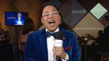 Capital One Savor Card TV Spot, '2018 Emmys: Insane' Featuring Nico Santos - Thumbnail 1
