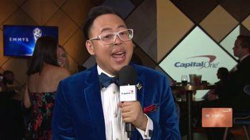 Capital One Savor Card TV Spot, '2018 Emmys: Insane' Featuring Nico Santos - Thumbnail 6