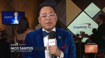 Capital One Savor Card TV Spot, '2018 Emmys: Insane' Featuring Nico Santos