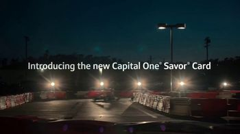 Capital One Savor Card TV Spot, 'The Crew' Song by Michael Jackson - Thumbnail 2