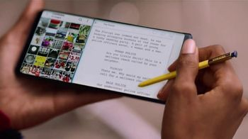 Samsung Galaxy Note9 TV Spot, 'Made It' Featuring Issa Rae - Thumbnail 5