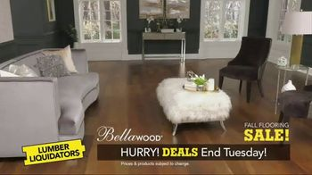 Lumber Liquidators Fall Flooring Sale TV Spot, 'Embrace Your Style'