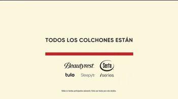Mattress Firm Venta de Labor Day TV Spot, 'Colchones: $37' [Spanish] - Thumbnail 2