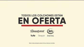 Mattress Firm Venta de Labor Day TV Spot, 'Colchones: $37' [Spanish] - Thumbnail 3