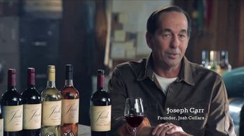 Josh Cellars TV Spot, 'All Our Wines'
