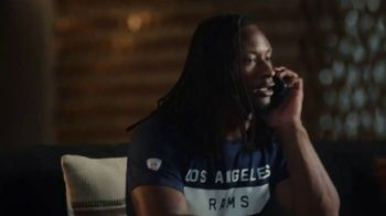 NFL TV Spot, 'Gurley Gets Tipped Off' Feat. Andy Garcia, Todd Gurley - Thumbnail 2