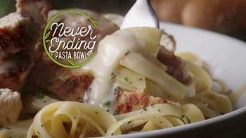 Olive Garden Never Ending Pasta Bowl TV Spot, '100 combinaciones' [Spanish] - Thumbnail 1
