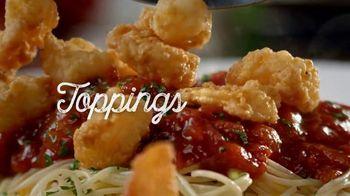 Olive Garden Never Ending Pasta Bowl TV Spot, '100 combinaciones' [Spanish] - Thumbnail 5