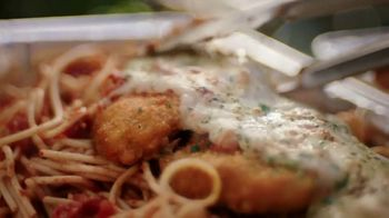 Olive Garden Never Ending Pasta Bowl TV Spot, 'Over 100 Combinations' - Thumbnail 10