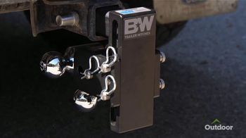 B&W Tow & Stow Trailer Hitch TV Spot, 'Outdoor Channel: Most Versatile' - Thumbnail 6