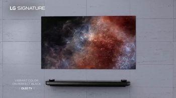 LG Signature Appliances TV Spot, 'The Art of Essence'