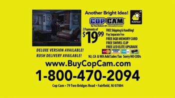 Atomic Beam Cop Cam TV Spot, 'Prevent Crime and Save Lives' - Thumbnail 10
