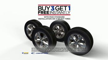 Buy Three Tires, Get One Free thumbnail