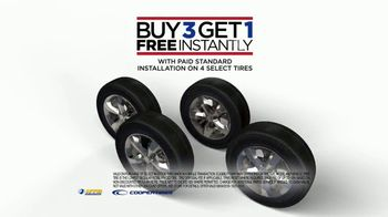 National Tire & Battery TV Spot, 'Buy Three Tires, Get One Free' - Thumbnail 5