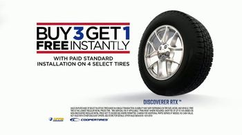 National Tire & Battery TV Spot, 'Buy Three Tires, Get One Free' - Thumbnail 6
