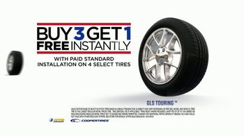 National Tire & Battery TV Spot, 'Buy Three Tires, Get One Free' - Thumbnail 7