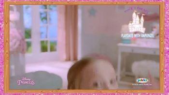 Disney Princess Playdate Rapunzel TV Spot, 'Alice's Palace' - Thumbnail 1