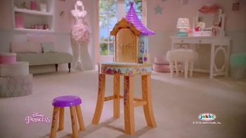Disney Princess Playdate Rapunzel TV Spot, 'Alice's Palace' - Thumbnail 3