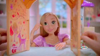 Disney Princess Playdate Rapunzel TV Spot, 'Alice's Palace' - Thumbnail 4