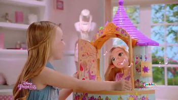 Disney Princess Playdate Rapunzel TV Spot, 'Alice's Palace'