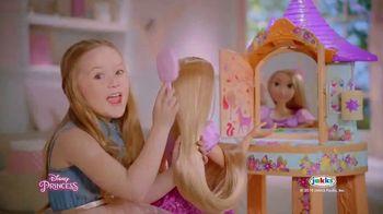 Disney Princess Playdate Rapunzel TV Spot, 'Alice's Palace' - Thumbnail 7