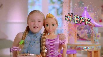 Disney Princess Playdate Rapunzel TV Spot, 'Alice's Palace' - Thumbnail 8