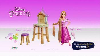Disney Princess Playdate Rapunzel TV Spot, 'Alice's Palace' - Thumbnail 9