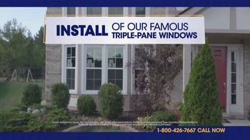 1-800-HANSONS Fall Savings Days TV Spot, 'Triple-Pane Windows' - Thumbnail 3