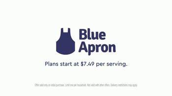 Blue Apron TV Spot, 'Family Meal: 40% Off' - Thumbnail 8