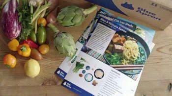 Blue Apron TV Spot, 'Family Meal: 40% Off' - Thumbnail 7
