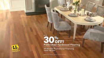 Lumber Liquidators Professional Flooring Installation TV Spot, 'Fresh Look' - Thumbnail 10