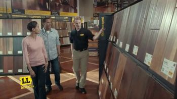 Lumber Liquidators Professional Flooring Installation TV Spot, 'Fresh Look' - Thumbnail 3